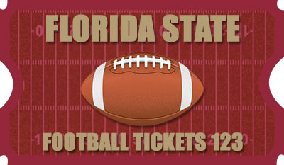 Florida State Football Tickets 123